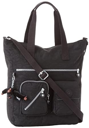 Kipling Luggage Joslyn Tote, Black, One Size