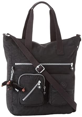 Kipling Luggage Johanna Tote, Black, One Size