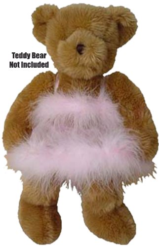 "Boa Baby Dolls Outfit Fits Most 14"" - 18"" Build-a-bear, Vermont Teddy Bears, and Make Your Own Stuffed Animals"