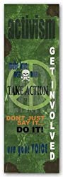 "Take Action by Marilu Windvand 11.75""x36"" Art Print Poster"