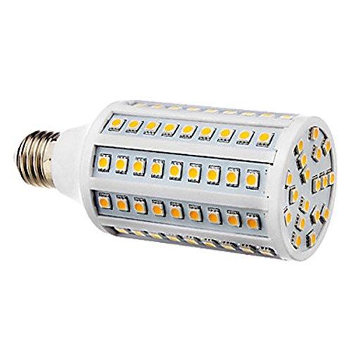 Generic E27 15W 108X5050Smd 800-950Lm 3000K Warm White Light Led Corn Bulb (110-240V)