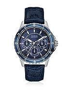 Guess Reloj con movimiento mecánico japonés Man Longitude W0671G1 44 mm