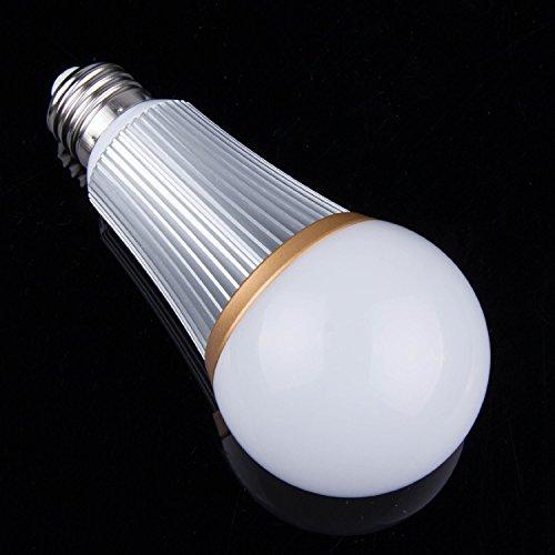 Energy Saving Led Light E27 9W Led Globe Bulb Flood Lamp 9 Leds Lighting Bulb Warm White