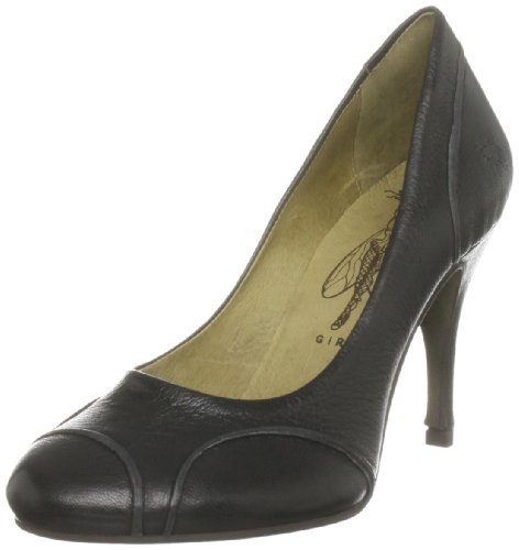Fly London Women's Betty Black Decorative P142026003 5 UK
