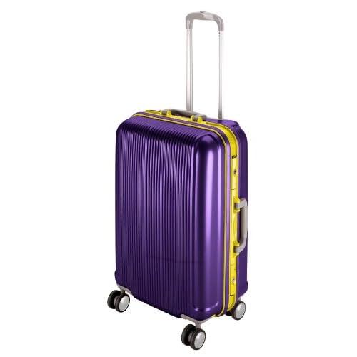 キャプテンスタッグ(CAPTAIN STAG) グレル トラベルスーツケース TSAロック付きHFタイプ L ウルトラマリン UV-16
