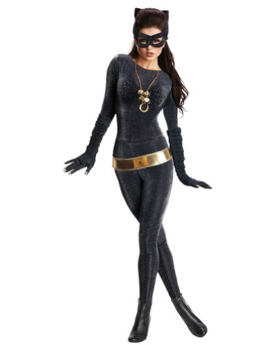 Catwoman Grand Heritage Adult Costume Lg Adult Womens Costume