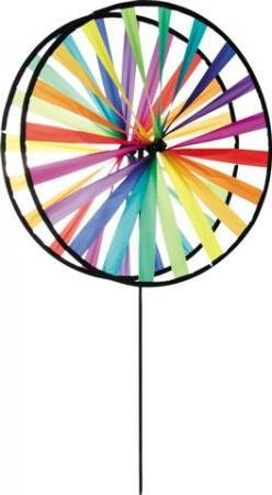 Magic Wheel Giant Duett, Windspiel Regenbogen by HQ