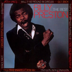 Billy Preston - The Best (Best Of Billy Preston compare prices)