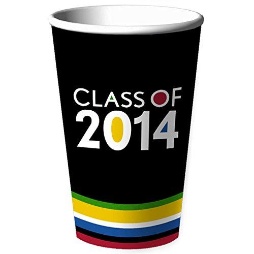 Grad Congrats! 16-oz cups