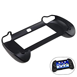New Trigger Grips Black Compatible With PSVita Playstation Vita