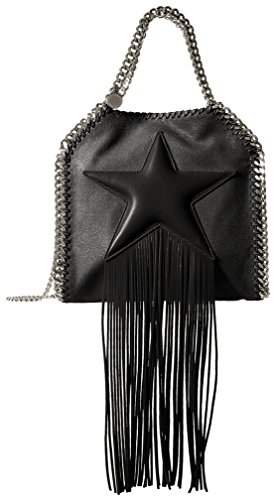 Stella-McCartney-Womens-Falabella-Fringed-Star-Mini-Tote-Black