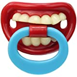 Cute Funny Silicone Baby Pacifiers Teether Orthodontic Soother Nipples Red Lips