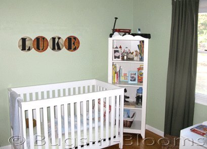 soccer baby room decorations