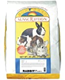 Sun Seed Company SSS13037 Sunthing Special Rabbit Pellets, 25-Pound