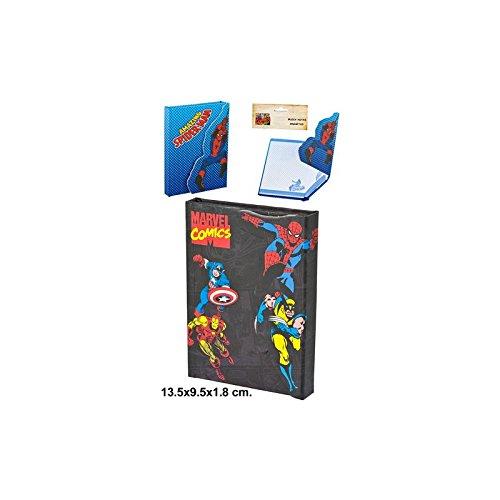 Block Notes, Magnetico,-SPIDERMAN-MARVEL