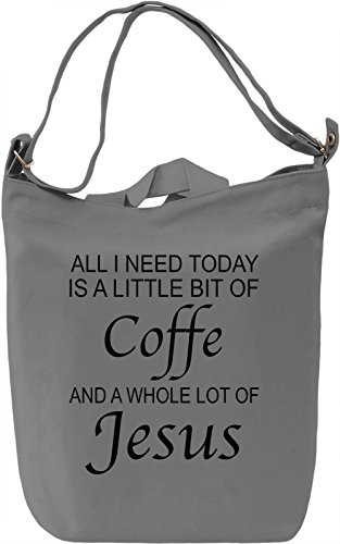 all-i-need-is-big-of-coffe-and-whole-lot-of-jesus-funny-borsa-giornaliera-canvas-canvas-day-bag-100-