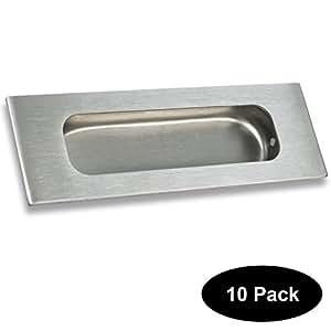10 Pcs Rectangular Oval Recessed Sliding And Pocket Door