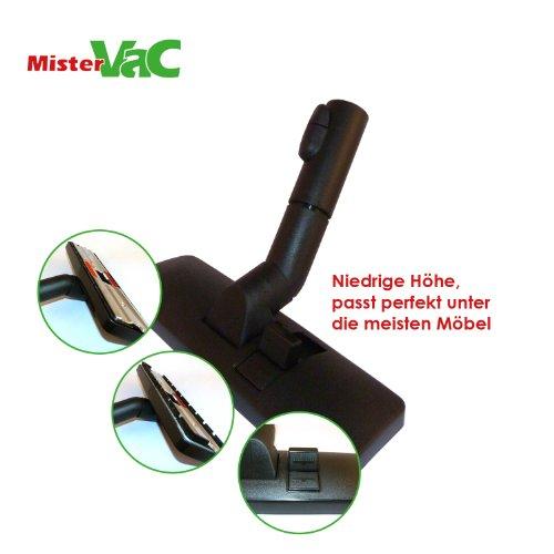 Bodendüse umschaltbar geeignet Miele S 5781 EcoLine S5