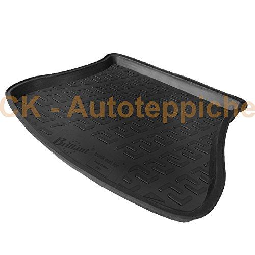 (Fahrzeugauswahl) Kofferraumwanne passgenau für Opel Corsa D Bj. 2006-