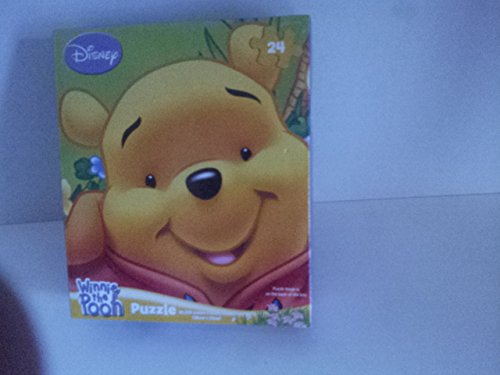 Disney Winnie The Pooh - 24 Piece Jigsaw Puzzle - In The River - 1