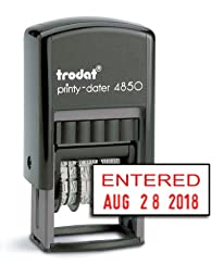 Trodat 4850 Date Stamp with \