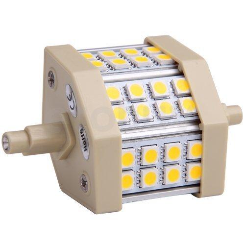 How Nice J78 Led Replacement Energy Saving Security & Pir Flood Light Bulb R7S J78Mm Led 4.5W Cool White
