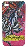 DRAGON DESIGN ED HARDY HARD CASE BACK COVER FOR IPHONE 4 4S /FREE IPHONE 4 4S SCREEN PROTECTOR