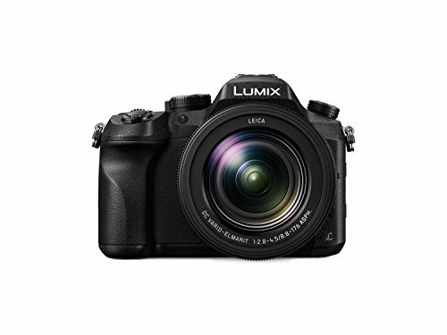 "Panasonic LUMIX DMC-FZ2500 Digital Camera, 21.1 Megapixel, 1"" Sensor, 4K Video, 3"" LCD (Black)"