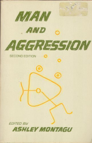Man and Aggression PDF