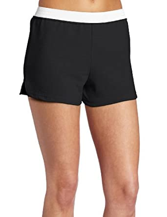 Soffe Juniors Athletic Short, Black, X-Small