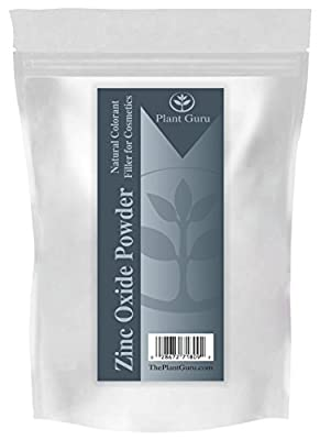 Best Cheap Deal for Zinc Oxide Powder - Non-Nano and Uncoated, High-Purity, Pharmaceutical Grade Zinc French Processed Powder is Perfect for Making Sunscreen, Sunblock, Home-Made Deodorant, Soap, Mineral Make Up, Baby Powder, Diaper Rash Cream, Acne Cream