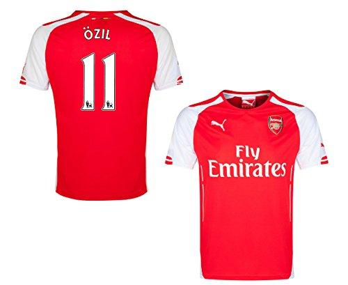 c0df76513ea Mesut Özil jersey, Arsenal home soccer jersey 2014 2015 (S). by g2g sport  chicago