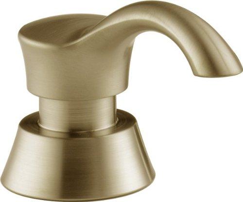 Delta Faucet RP50781CZ Gala Soap/Lotion Dispenser, Champagne Bronze (Delta Touch Soap Dispenser compare prices)