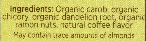 Teeccino Organic Dandelion Dark Roast Chicory Herbal Tea ...
