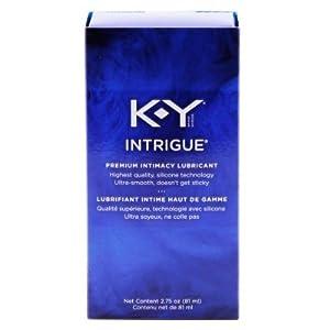 K-Y Intrigue Lubricant - 2.75 oz 2-Pack