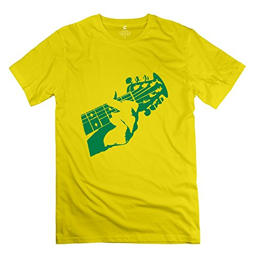 Rock Guitar Player Generic Boy T Shirts