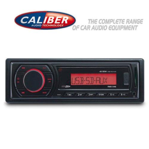 Caliber AUTORADIO RMD046 USB / SD Kartenslot