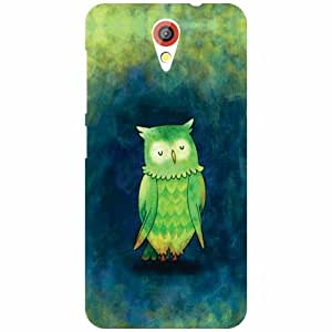 HTC Desire 620 G Owled Eyes Matte Finish Phone Cover