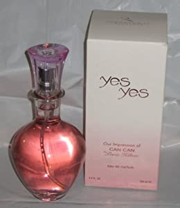 Yes Yes Perfume, Impression of Can Can By Paris Hilton