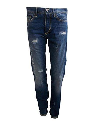 Lui Jo Jeans Uomo Modello Wild Slim 5 Tasche Taglia 45