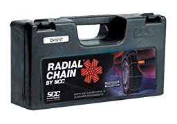 Security Chain Company SC1030 Radial Chain Cable Traction Tire Chain - Set of 2