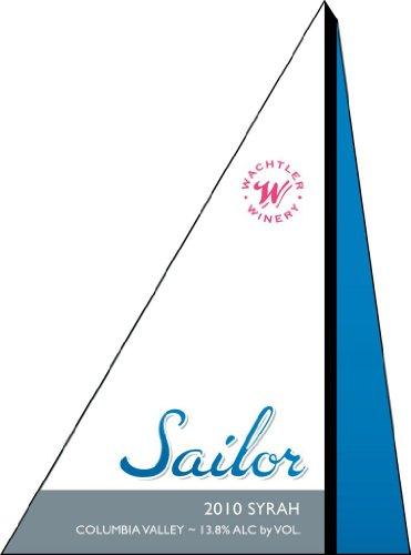 2010 Wachtler Winery Sailor Syrah 750 Ml