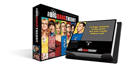 The Big Bang Theory - 2017 Boxed Calendar 6 x 5in (Big Bang Theory Penny Poster compare prices)