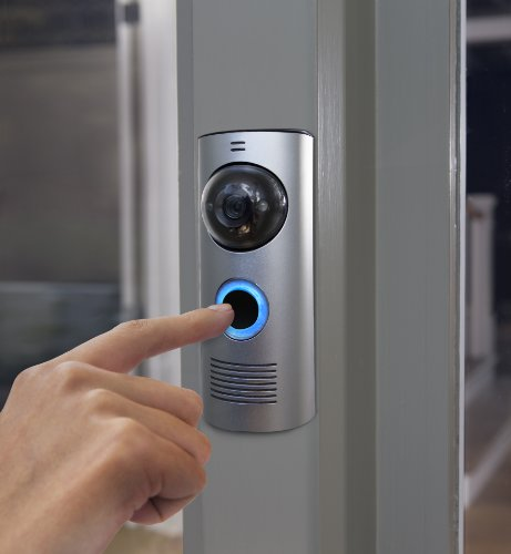 Sale Doorbot Wi-Fi Enabled Smart Doorbell, Futuristic Home, Future is now, Home Security