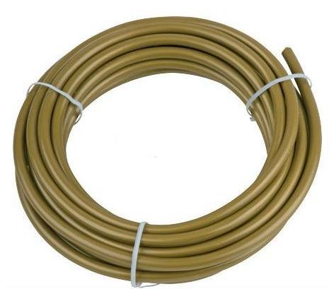 3 Core Gold Lighting Cable Flex 0.5Mm 3 Amp Length 5M