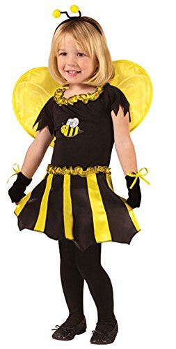 unisex-baby - Sweetheart Bee Toddler Costume 24Mth-2T Halloween Costume