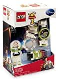 Lego Buzz Lightyear Watch Building Toy Time Light Create Design Blocks Universe Toy Story 3