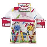 ALEX® Toys - Young Artist Studio Artist Apron - Long Sleeves 303