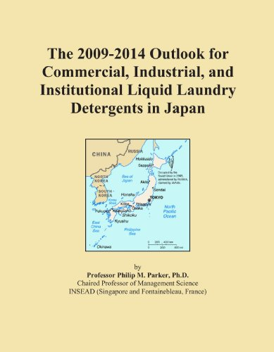 The 2009-2014 Outlook For Commercial, Industrial, And Institutional Liquid Laundry Detergents In Japan front-24706