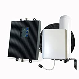 SureCall TriFlex-V Tri-Band 4G LTE Verizon Cellular Signal Booster Kit for Home/Office - SC-TriVH/O72OPKIT